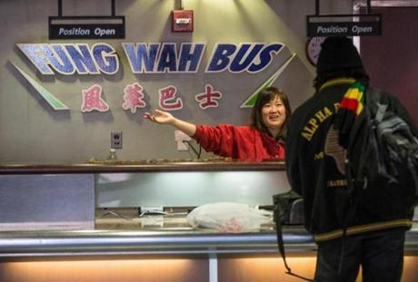 Federal regulators ordered Fung Wah to cease operations over safety concerns in 2013.